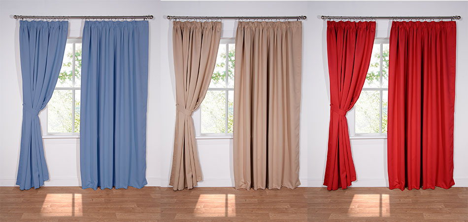 Our Luxurious Ready Made Curtains
